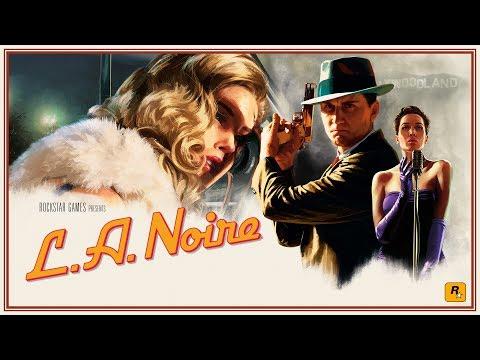 L.A. Noire 4K Trailer