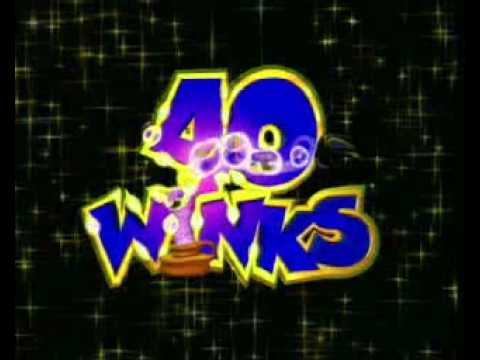 40 Winks - [PSX] - Trailer
