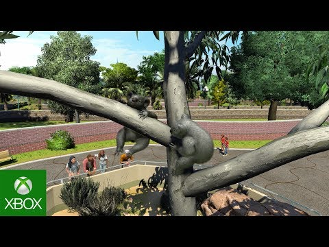 Zoo Tycoon: Ultimate Animal Collection Trailer