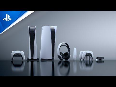 PS5 Hardware Trailer