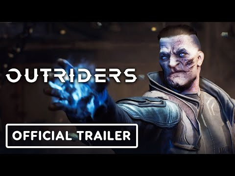 Outriders Demo - Official Launch Trailer