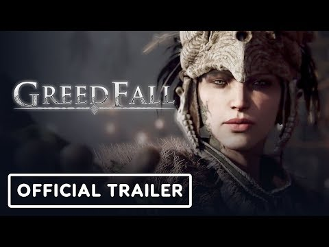 GreedFall Official Launch Trailer