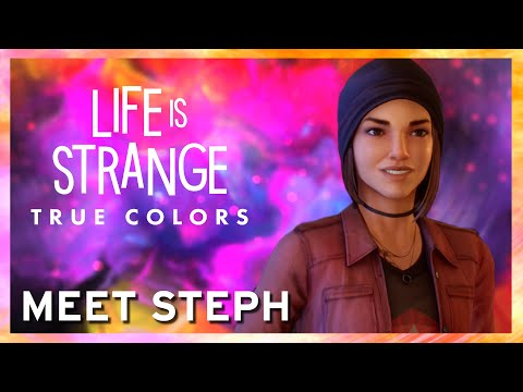 Meet Steph - Life is Strange: True Colors