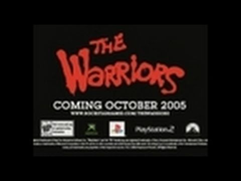 The Warriors PlayStation 2 Trailer - Gameplay Trailer