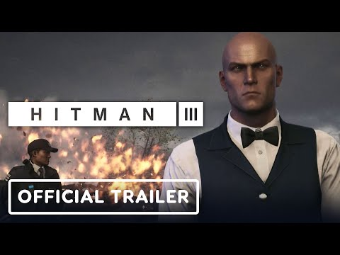 Hitman 3 - Official Gameplay Trailer