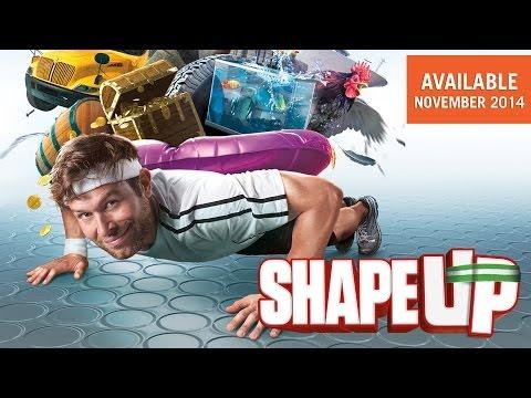 Shape Up E3 Trailer Video