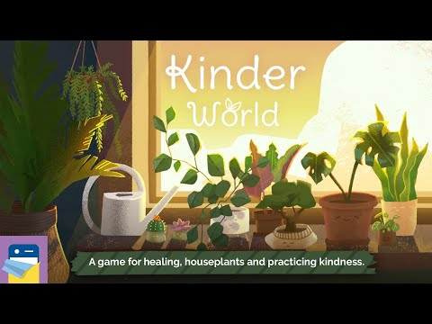 Kinder World: iOS / Android Gameplay Preview (by Lumi Interactive)