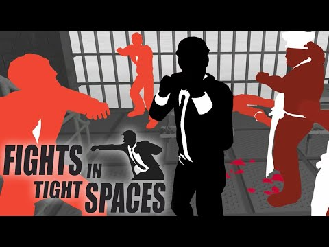 Fights in Tight Spaces - Guerilla Collective Trailer