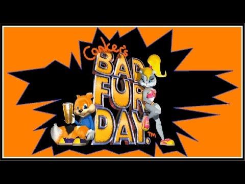 Conker's Bad Fur Day Trailer