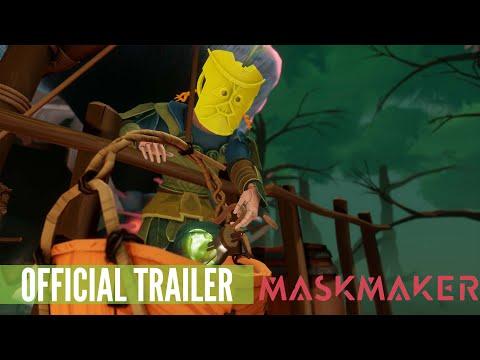 Maskmaker VR New Trailer (Innerspace) - PSVR, PC VR