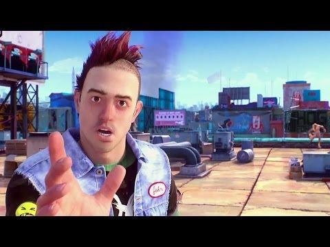 Sunset Overdrive - E3-Trailer und Gameplay
