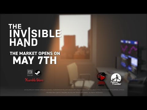 The Invisible Hand - Coming May 7 2021