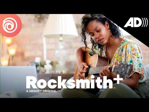 ROCKSMITH+ LAUNCH TRAILER (OFFICIAL) #AudioDescription