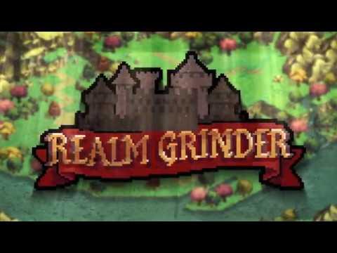 Realm Grinder Release Trailer [Steam]