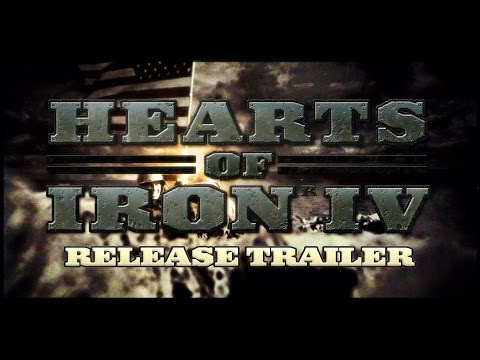 """Hearts of Iron IV - """"Take Action"""" - Release Trailer"""