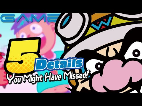 5 Details in WarioWare: Get It Together You Probably Missed!