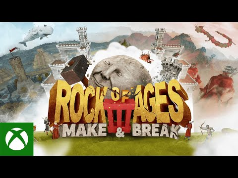 Rock of Ages 3 - Launch Trailer