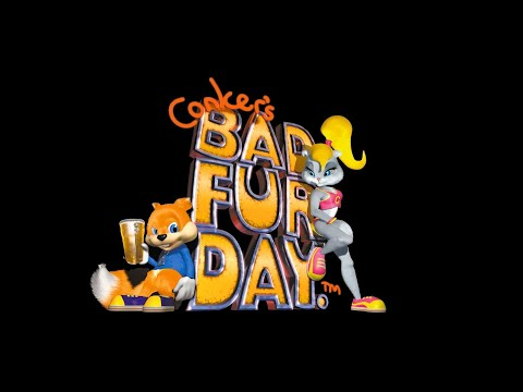 Conker's Bad Fur Day - Windy & Co (Fully Restored)