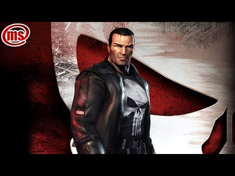 The Punisher 2005 Game Official Trailer