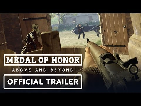 Medal of Honor: Above and Beyond Official Announcement Trailer