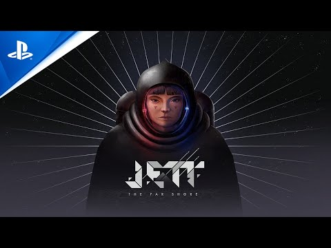 JETT: The Far Shore - Reveal Trailer | PS5, PS4