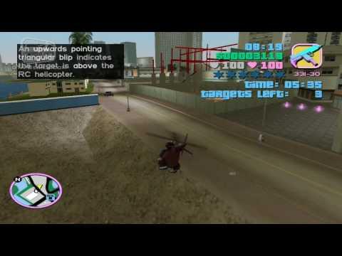 GTA Vice City - Walkthrough - Mission #11 - Demolition Man (HD)