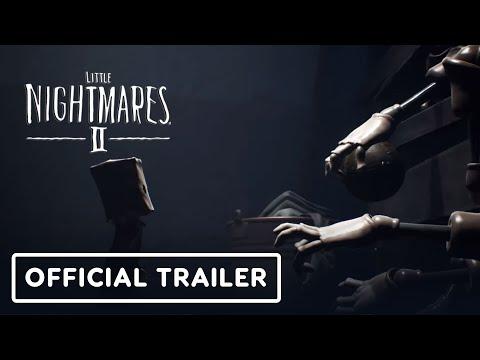 Little Nightmares 2 - Official Gameplay Trailer | gamescom 2020