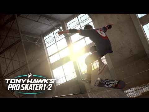 Tony Hawk's™ Pro Skater™ 1 and 2 Announcement Trailer