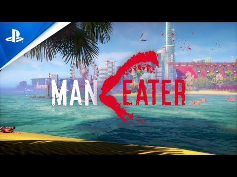 Maneater - Next Gen Launch Trailer | PS5