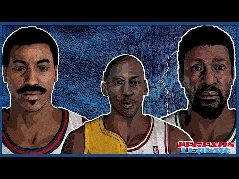 NBA 2K20: The League Of Legends Trailer