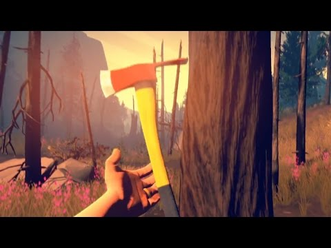 Firewatch Trailer E3 2015 Official Trailer (HD)