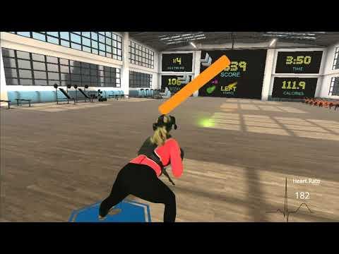 Next Level BOXVR Workout - VR Fitness Insider