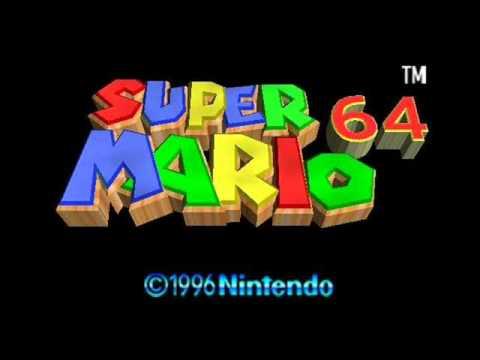 Super Mario 64 Soundtrack - Slider