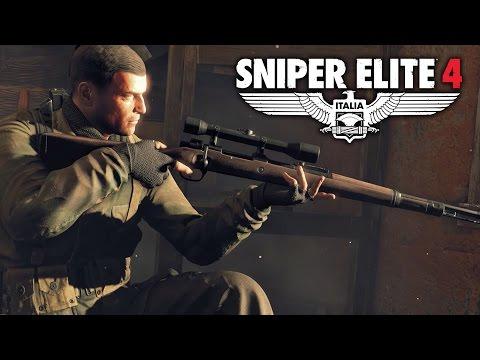 Sniper Elite 4 - Launch Trailer