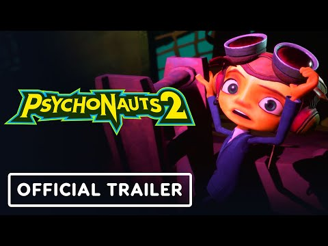 Psychonauts 2 - Official Story Trailer