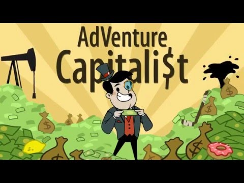 AdVenture Capitalist iOS Trailer