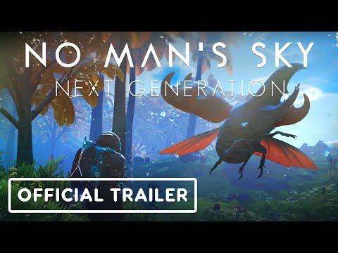 No Man's Sky - Next Generation Trailer