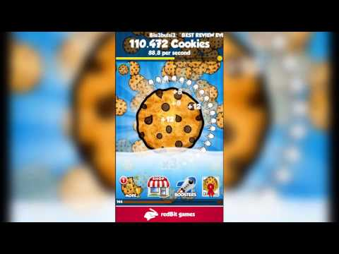 Cookie Clickers - New Trailer