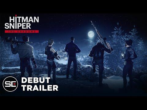 Hitman Sniper: The Shadows   E3 World Premiere Trailer
