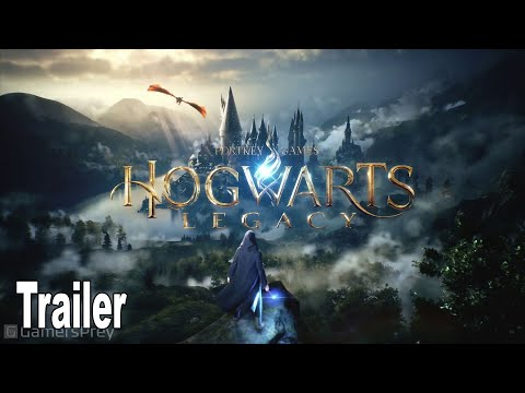 Hogwarts Legacy - Reveal Trailer [HD 1080P]