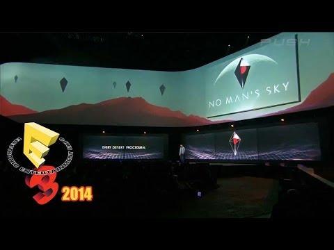 E3 2014 PlayStation Press Conference: Sean Murray Talks No Man's Sky