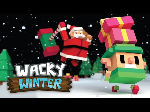 Wacky Winter - The Mobile Game Trailer