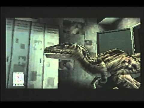 Dino Crisis Trailer 1999