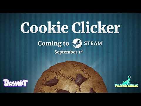 Cookie Clicker Steam Official Trailer
