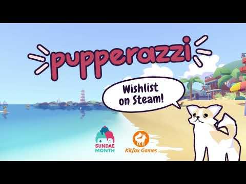 🐶 Pupperazzi - Publisher Announcement Teaser 📸