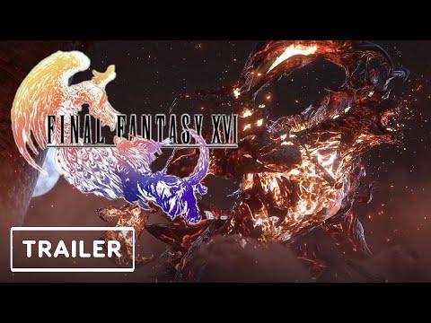 Final Fantasy 16 - Reveal Trailer | PS5 Showcase