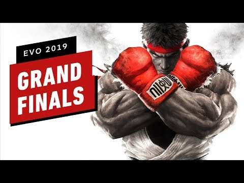 Street Fighter 5 Evo 2019 Grand Finals (Bonchan VS Big Bird)
