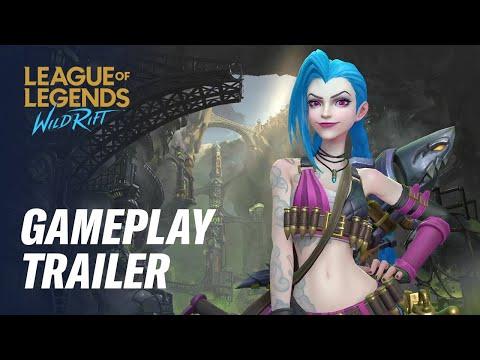 Official Gameplay Trailer | League of Legends: Wild Rift