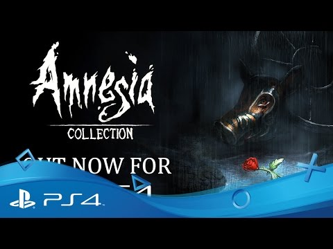 Amnesia: Collection | Launch trailer | PS4