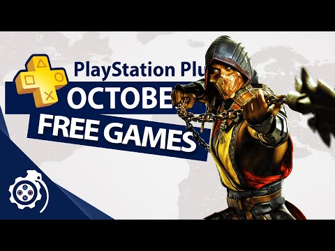 PlayStation Plus (PS4 and PS5) October 2021 (PS+)